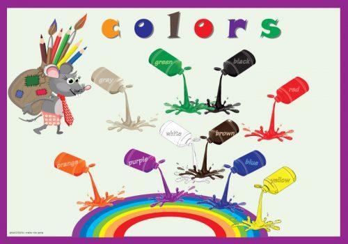 לוח צבעים